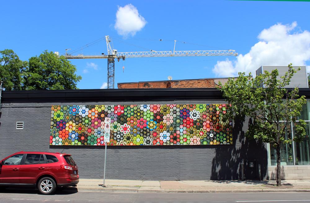 Hamilton murals street art