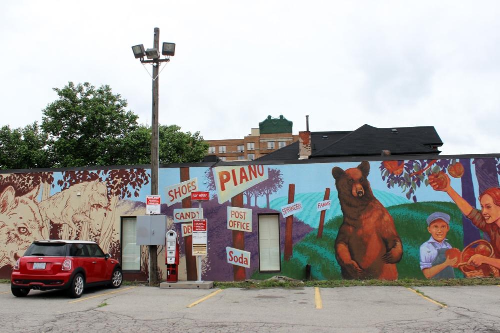 hamilton street art murals