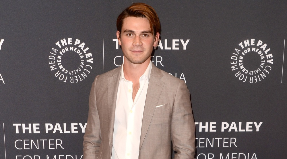 "KJ Apa at the ""Riverdale"" Screening and Conversation at the Paley Center for Media on April 27, 2017 in Beverly Hills, CA"
