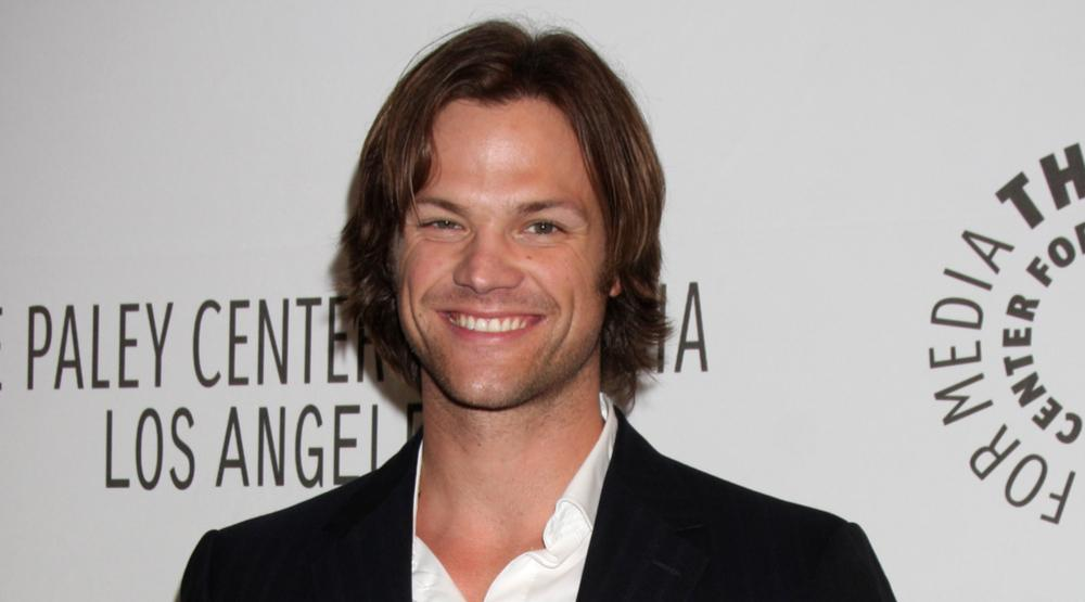 "Jared Padalecki arrives at the ""Supernatural"" PaleyFest 2011 at Saban Theatre on March 13, 2011 in Beverly Hills, CA"