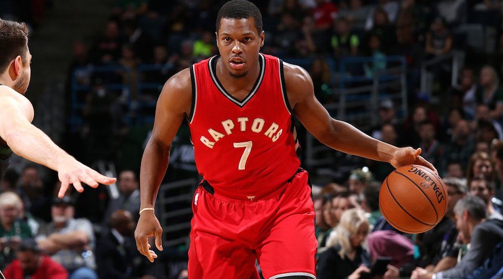 Raptors re-sign Kyle Lowry to 3-year, $100 million deal