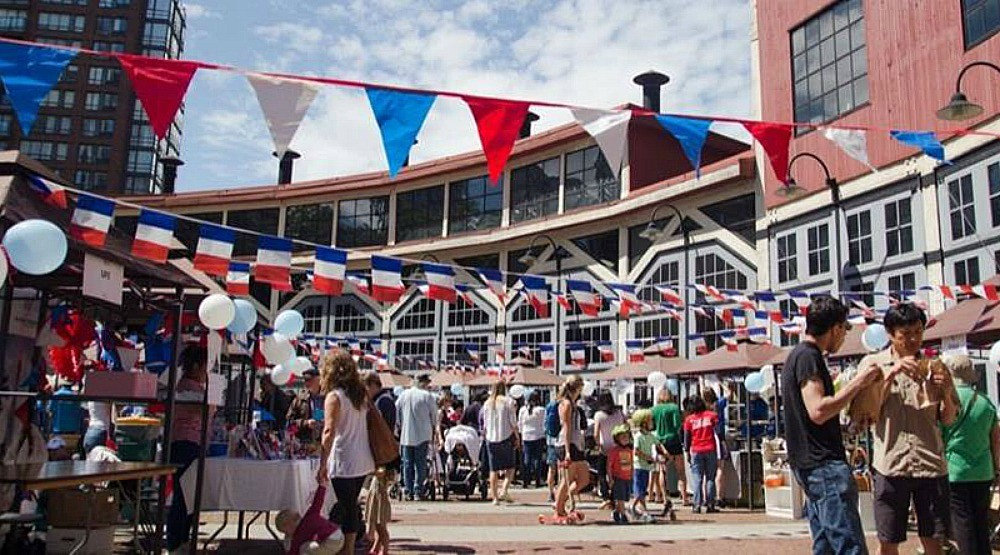 Celebrate French culture in Yaletown at this free Bastille Day Festival