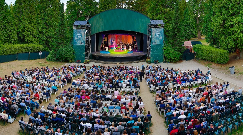 Win the ultimate summer night out at Theatre Under the Stars (CONTEST)
