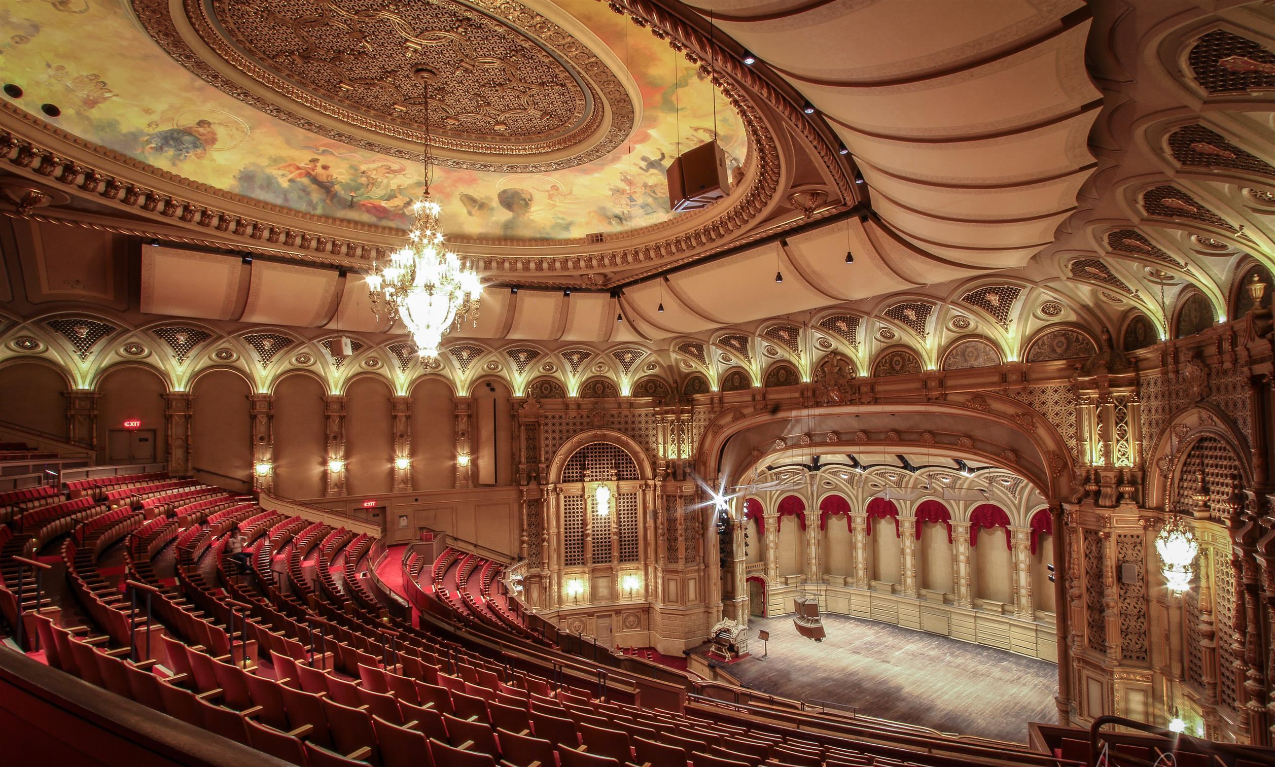 Orpheum Theatre. (Marie Cardona)