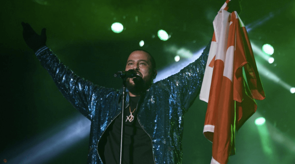 City apologizes for 'inappropriate content' during Canada Day performance