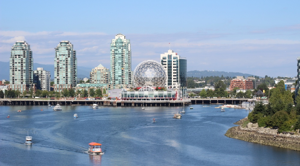 E.coli levels in False Creek are currently over 6 times higher than normal