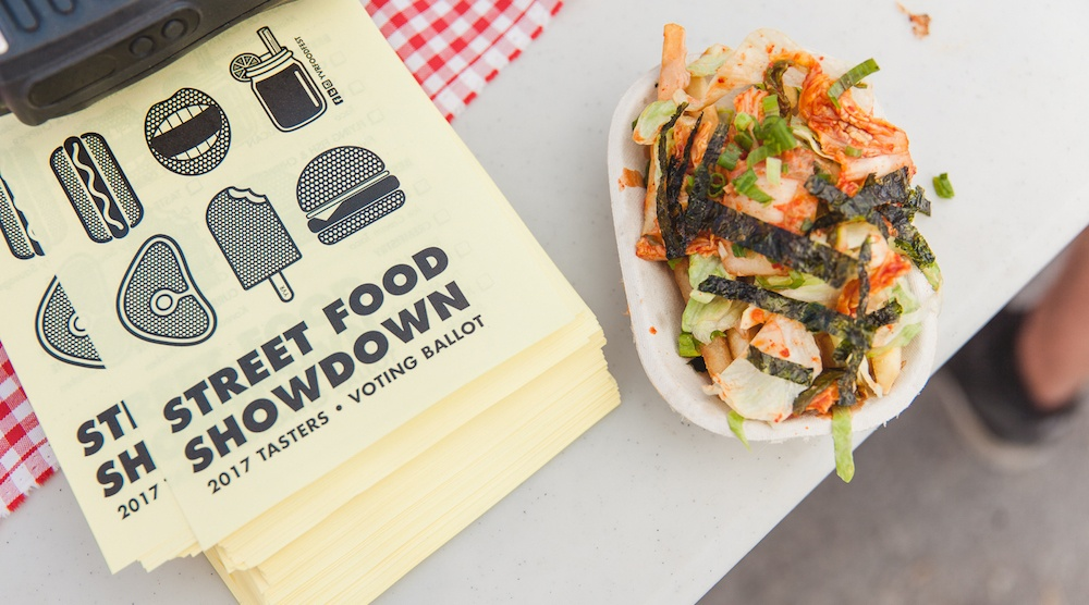 Here are all the winning eats and drinks from the YVR Food Fest's weekend showdowns