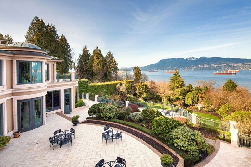 Belmont Estate, Vancouver (Sotheby's International Realty Canada)