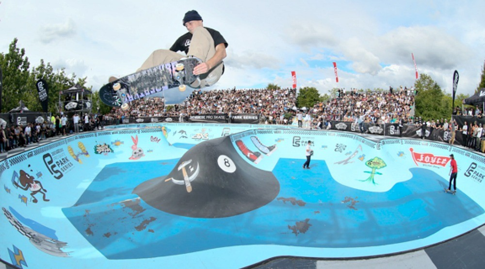 8 world pro skateboarders you need to see at the Vans Park Series