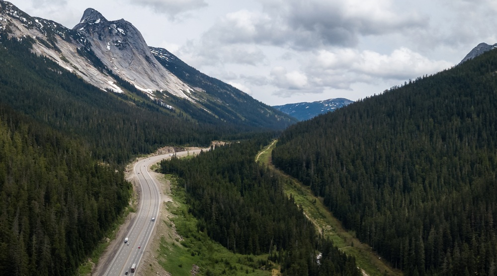 Two people killed in crash on Coquihalla Highway Tuesday morning
