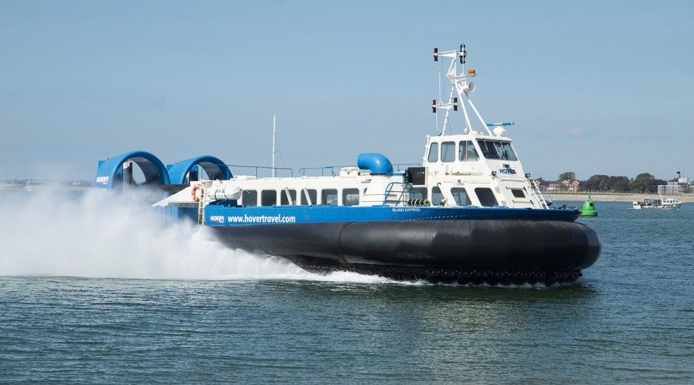 Hovercraft service between Toronto and Niagara one step closer to reality