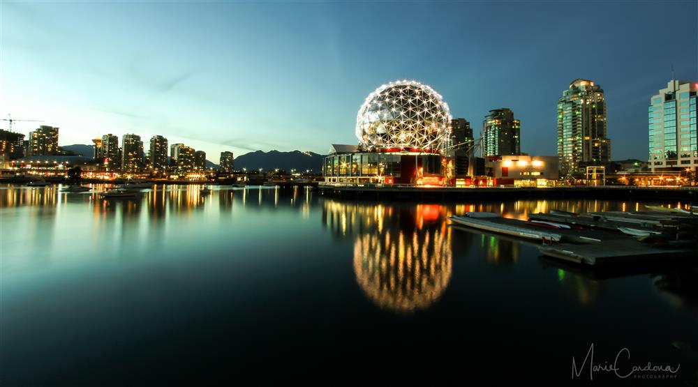 Stunning photos of British Columbia help fund colon cancer charity