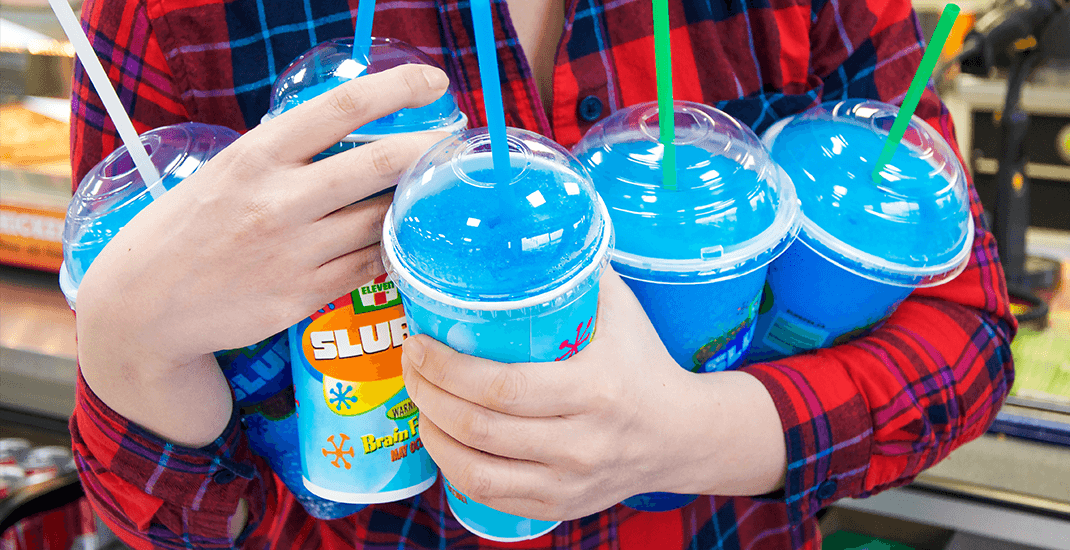 Slurpee 'Name Your Price Day' returns this September