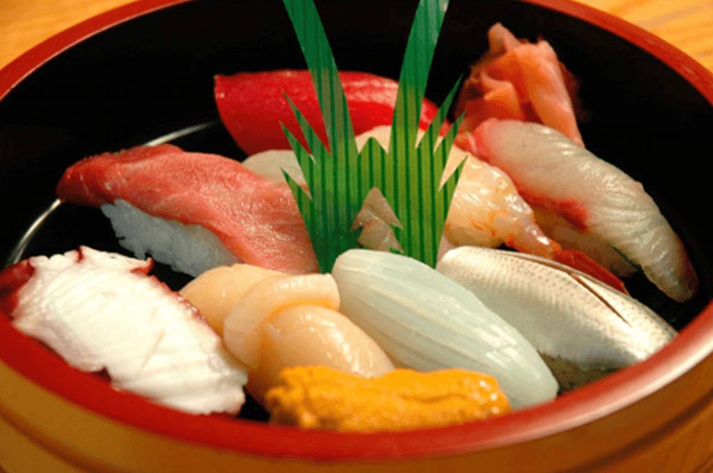 sushi markham