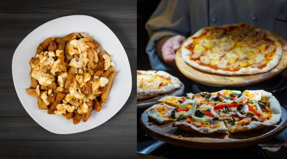 A $20 all-you-can-eat poutine and pizza party is happening in Montreal