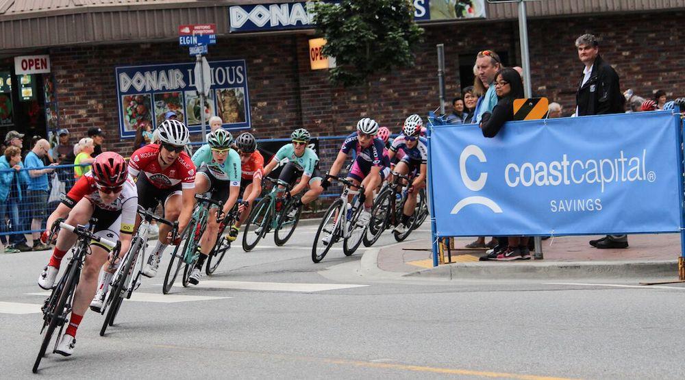BC Superweek Cycling Series PoCo Grand Prix 2017