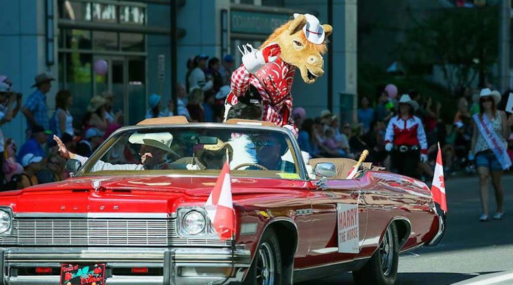 Your guide to the 2017 Calgary Stampede Parade