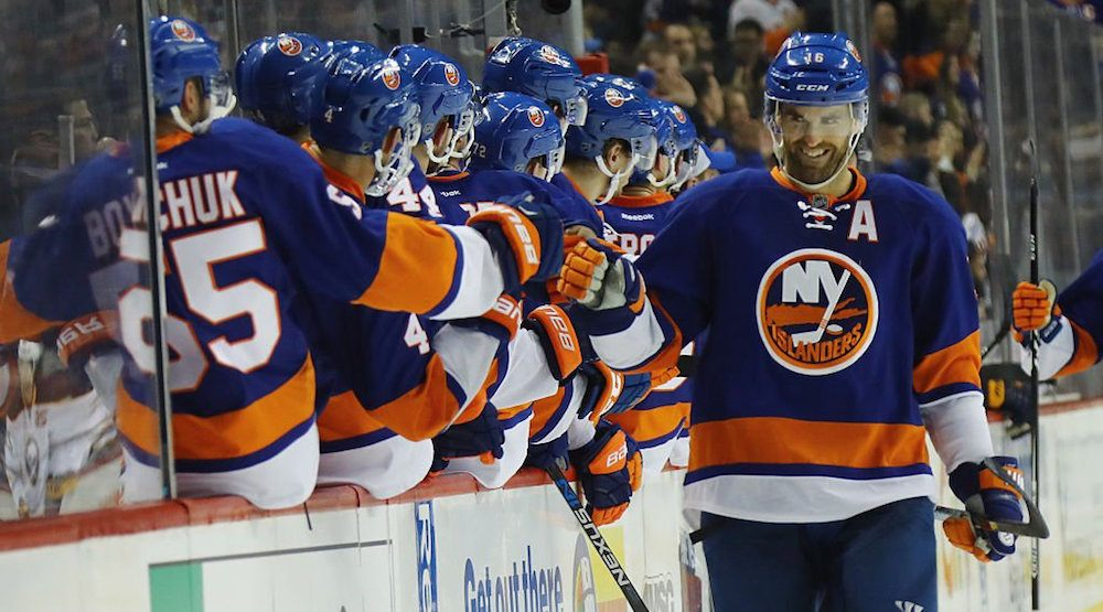 Maple Ridge's Andrew Ladd on transition to Islanders, playing in Canada