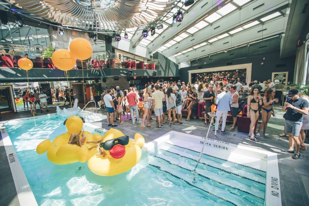 10 can 39 t miss club nights in vancouver this july daily for Pool party daily show