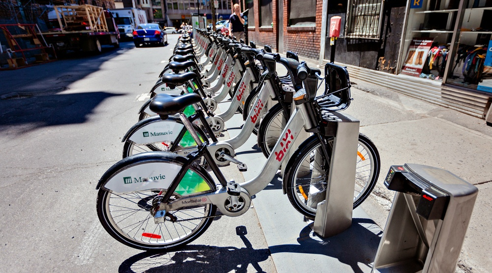 You can now rent a Bixi bike using your OPUS card