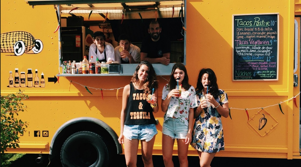An outdoor food festival is coming to downtown Montreal this month