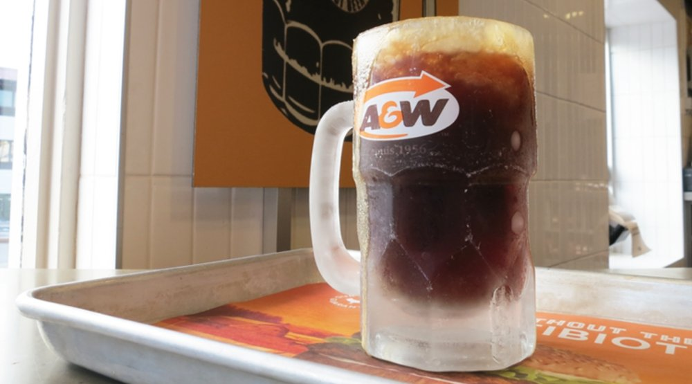 A&W becomes first fast-food chain in North America to eliminate plastic straws