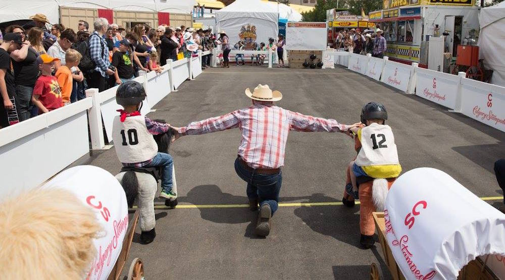 11 Family friendly things to do at this years Calgary Stampede