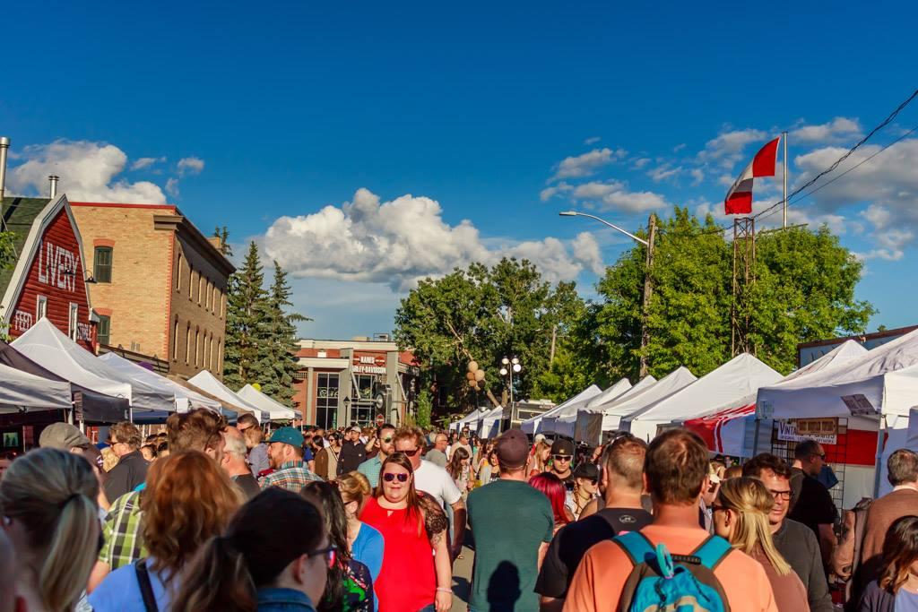 35 festivals happening in Calgary during summer 2017
