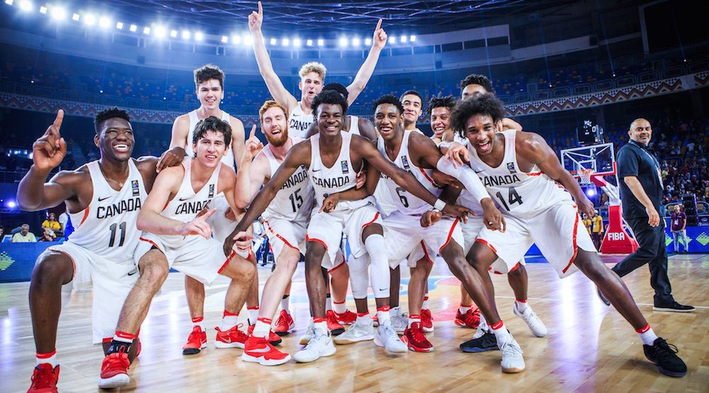 Canada is becoming a basketball world power