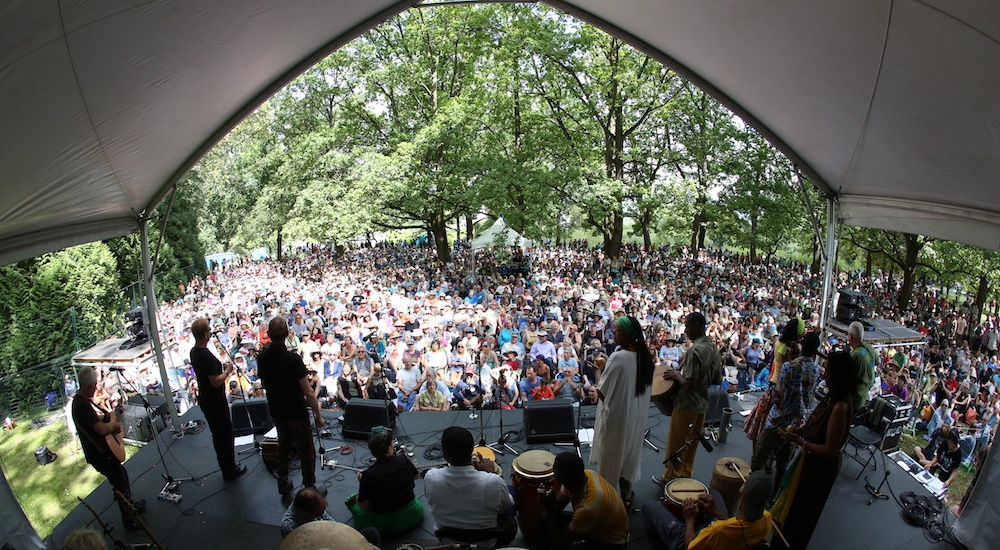 Your essential guide to the 40th Vancouver Folk Music Festival