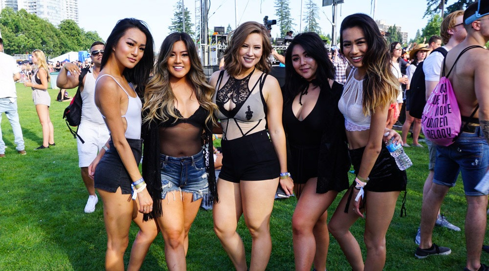 Best festival fashion at FVDED in the Park 2017 (PHOTOS)