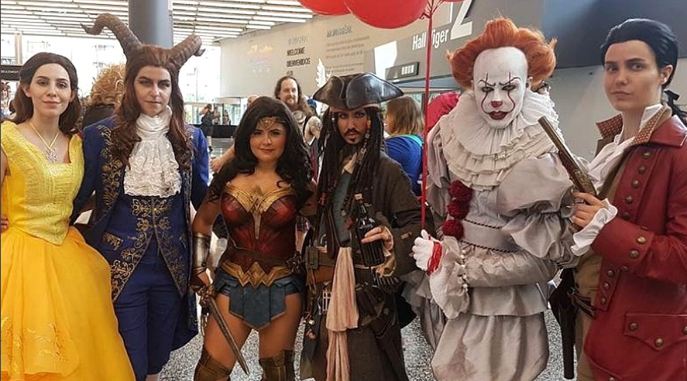 25 photos from Montreal Comiccon 2017