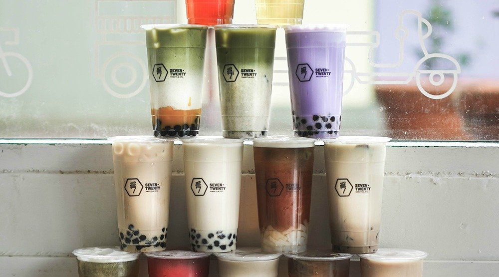 720 Sweets: Buy 1 drink and get another for free from July 20 to 23