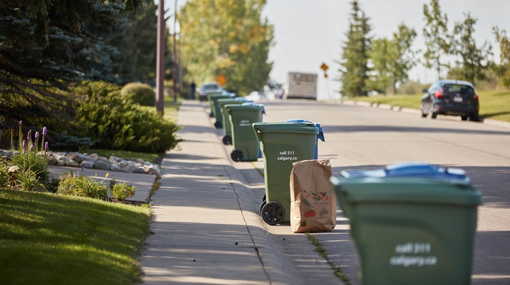 Green cart collection begins next week in southwest Calgary