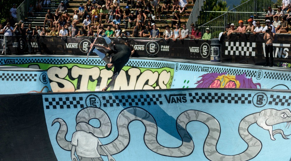 Pro skateboarders hit Vancouver for the Vans Park Series (PHOTOS)