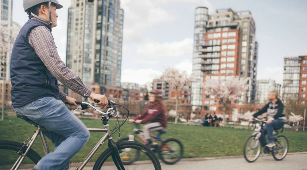 Our Cityride has just announced the route for Vancouver's biggest casual bike ride