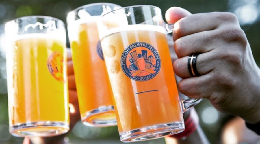 Here's why BC's beer lovers shouldn't miss the Oregon Brewers Festival