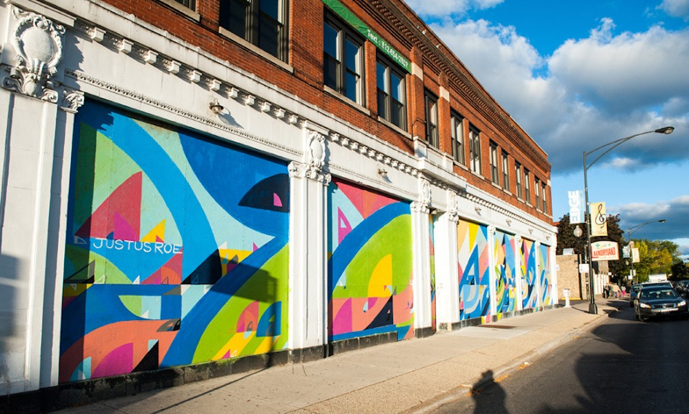 Toronto and Chicago exchange artists to create public art in each city
