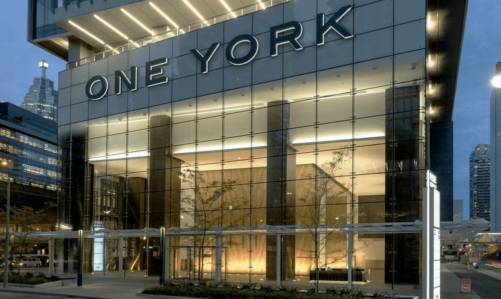 One York getting new shopping and dining options next year