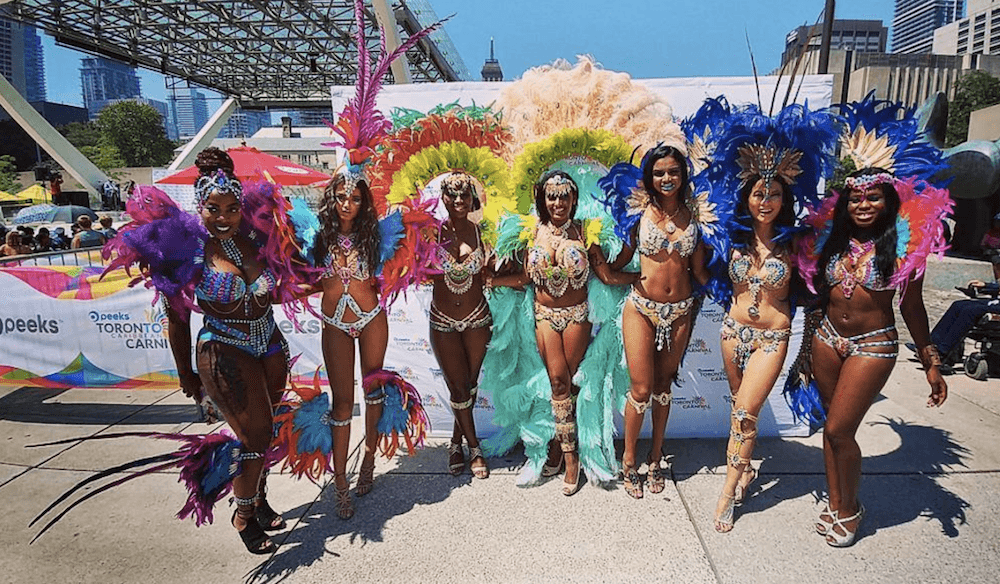 Toronto's Caribbean Carnival kicks off its 50th anniversary at Nathan Phillips Square (PHOTOS)