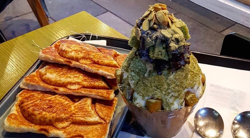 Snowy Village bringing bingsoo and taiyaki to Surrey and Langley soon