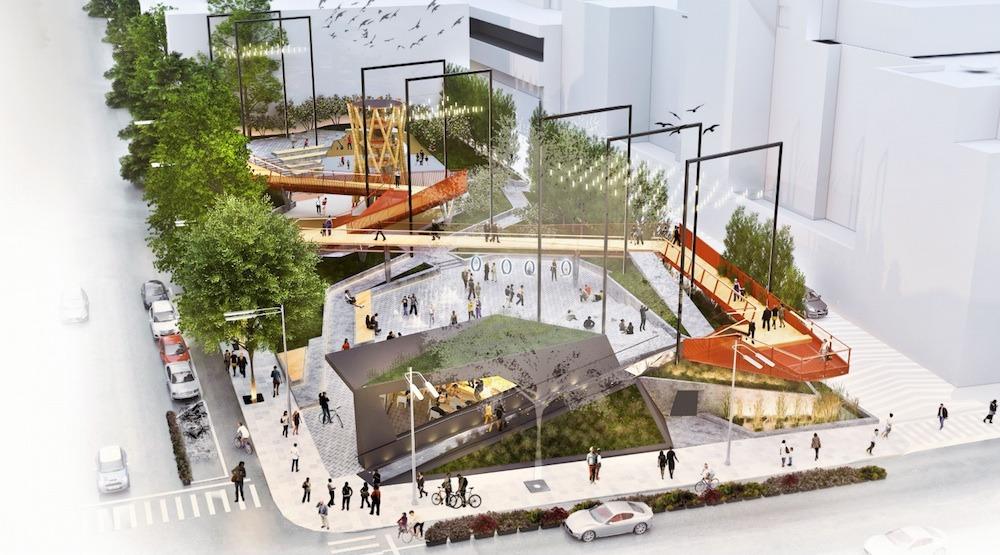 Smithe richards new vancouver park 6
