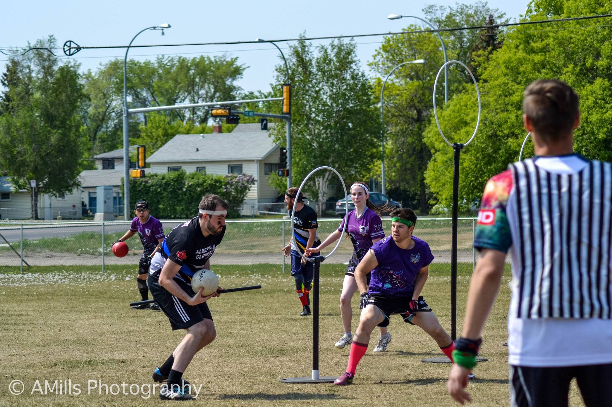 (Calgary Quidditch Club)