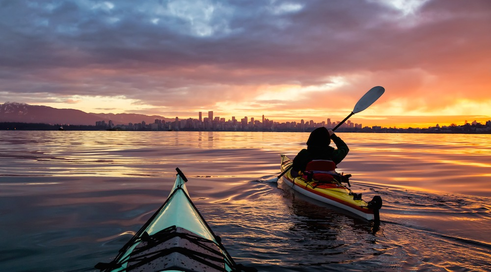 8 beautiful places in BC to kayak this summer