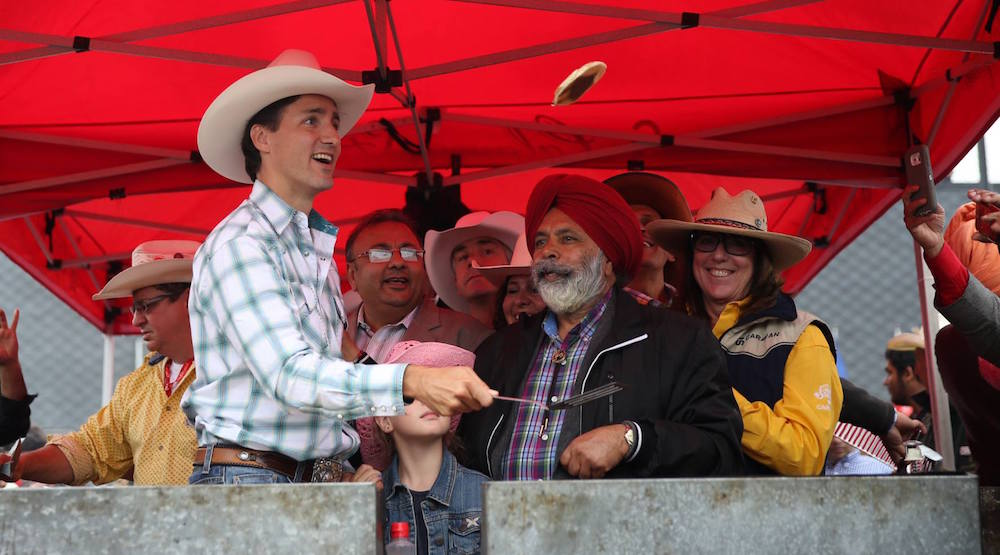 Prime Ministers team reveals he will be attending Calgary Stampede now