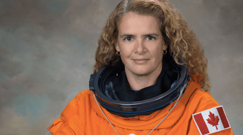 Canada's next Governor General will be a female astronaut
