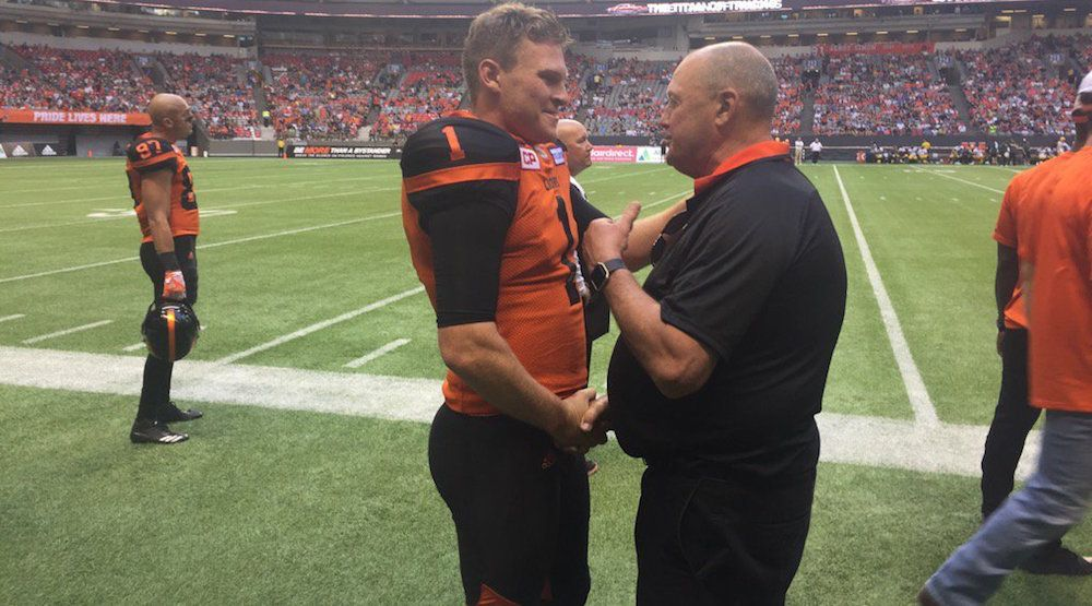 BC Lions decide on a new kicker, release Swayze Waters