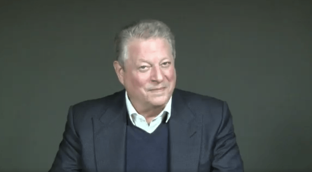 Former US Vice President Al Gore is coming to Toronto next week