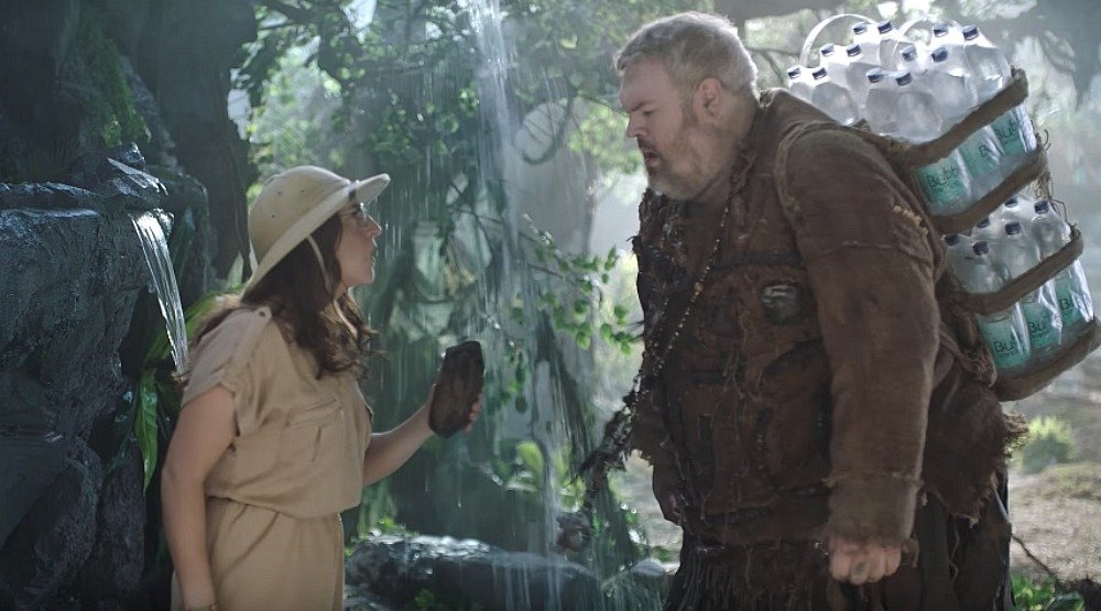 This SodaStream video starring Game of Thrones and The Big Bang Theory actors has gone viral