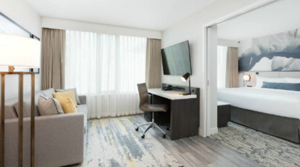 Take a look inside the suite makeover at Delta Hotel by Marriott Vancouver Downtown